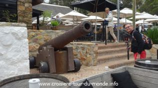 Croisière tour du monde 2019 Le Cap Cape Town Afrique du Sud