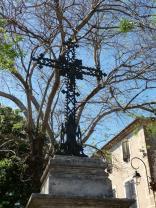 Caussiniojouls - Croix de Mission (3)