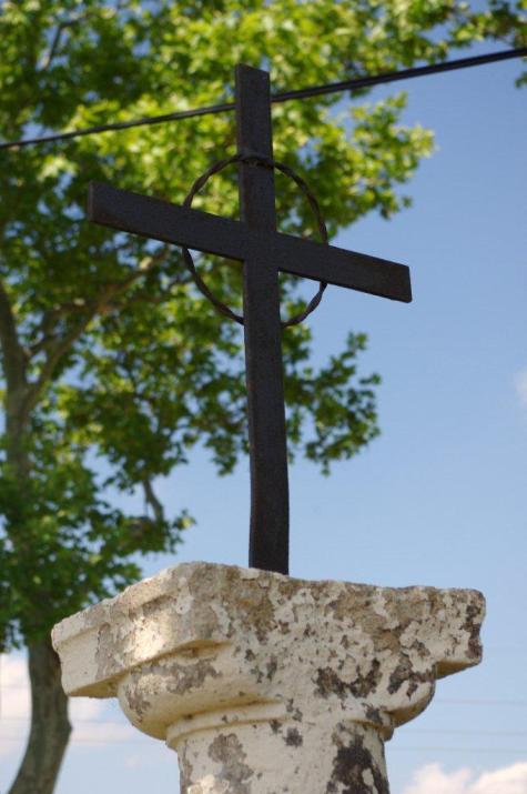 Espondheillan - la Croix de Fer - Route de Béziers - D15 (7)