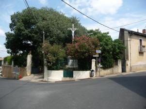 Margon - Croix de Mission - Place de Gaulle (2)
