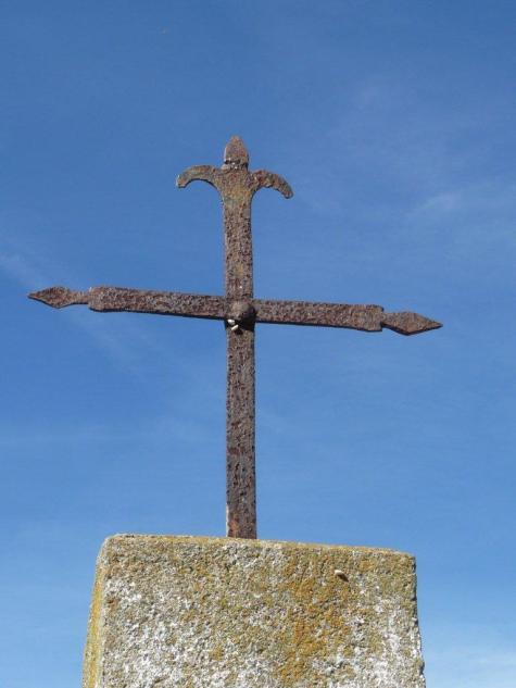 Fontès - Route de l'Estang