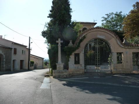 Puissalicon - Avenue de Béziers D33 - Route des Lauriers D33E4