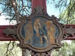 St-Bauzille-de-la-Sylve - Chemin de croix - St-Antoine (24)