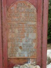 St-Bauzille-de-la-Sylve - Chemin de croix - St-Antoine