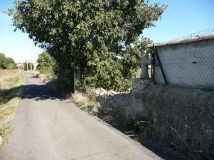 Pézenas - Chemin de Chichery