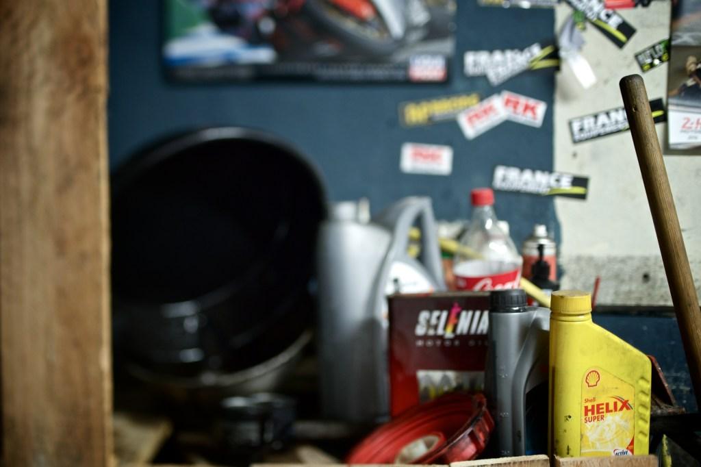 entretien moto lyon