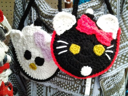 Cat Bag for children