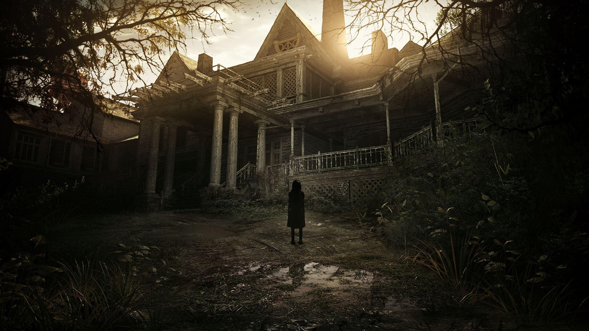 Imagem promocional de Resident Evil 7