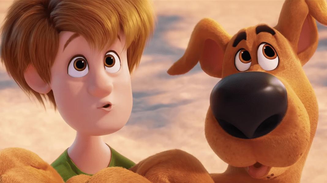 Divulgado primeiro trailer da nova animação do Scooby-Doo
