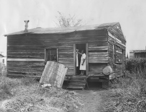 """Jaycees housing survey 1950, """"Home For Sixteen Years- No Repairs"""""""