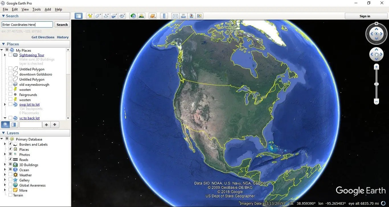 google earth pro tutorial