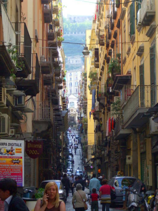 Naples The Birthplace Of Pizza
