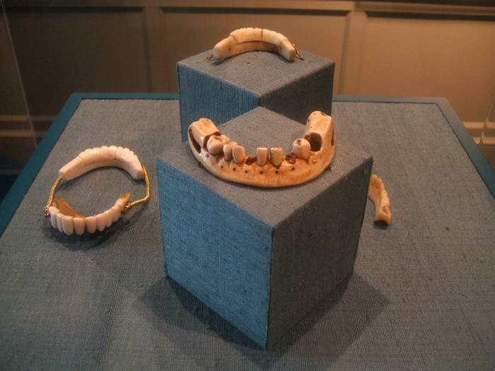 George Washington S Teeth