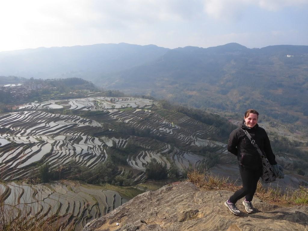 Le terrazze di riso di Yuanyang, Yunnan