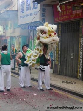 Macao dragon