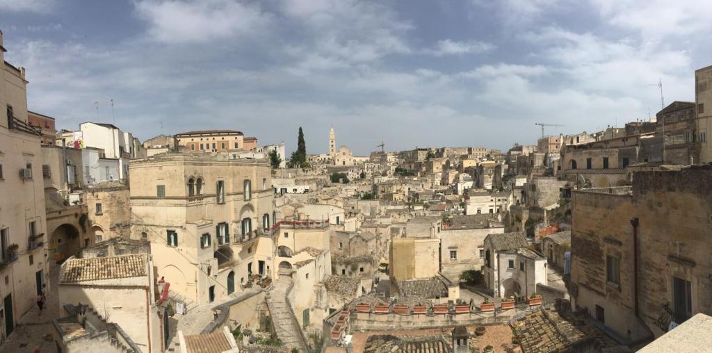 Matera veduta Sasso Barisano