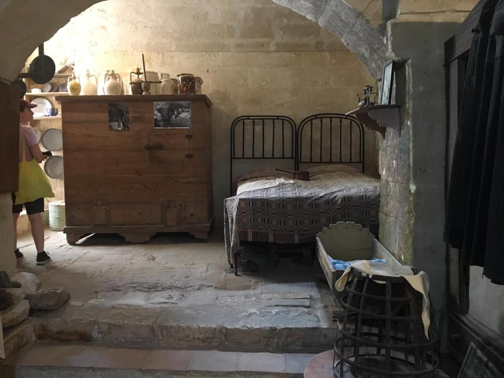 Casa Cisterna Matera Sasso Caveoso