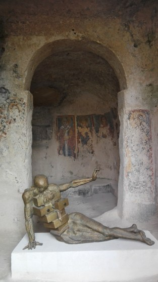 Dalì Matera San Nicola dei Greci