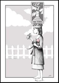 Tower Princess by Linda Saboe
