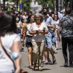 EEUU vuelve a recomendar «no viajar» a España debido al riesgo «muy alto» de la COVID-19