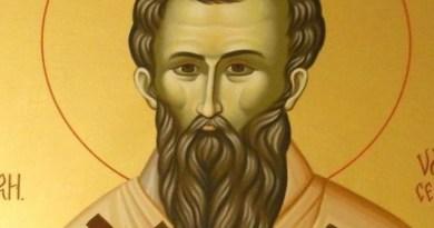 """Sfântul Vasile cel Mare, considerat """"păzitorul de duhuri rele"""""""