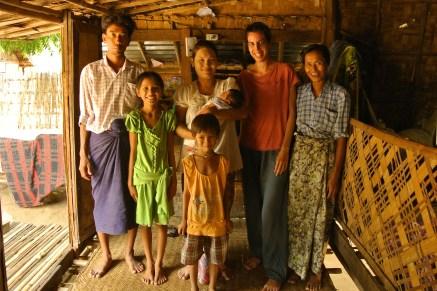 hospitalidad birmana