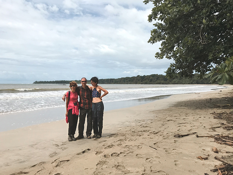 viajar a costa rica en familia