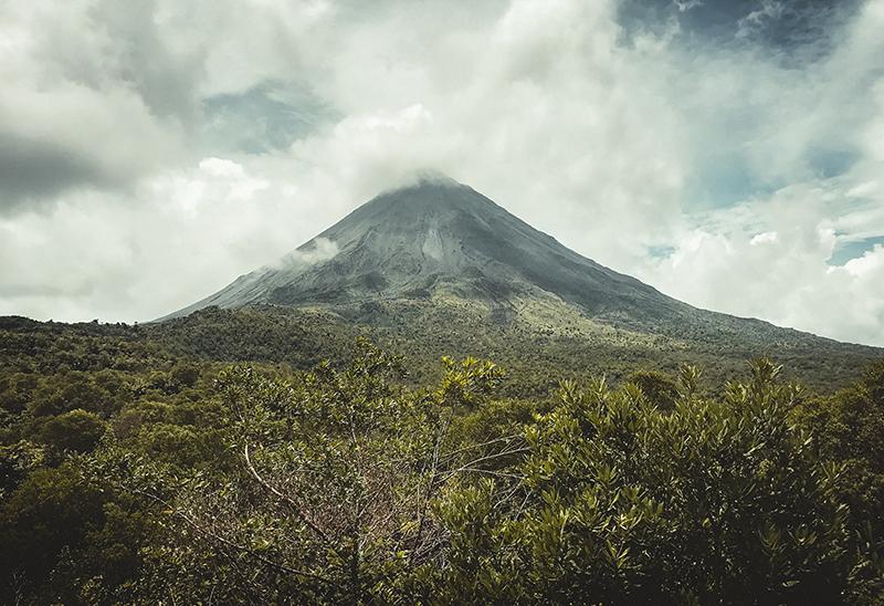 Viaje a Costa Rica dos semanas