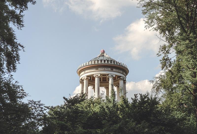 El Jardín inglés: Una de las cosas que ver en Múnich en 4 dias
