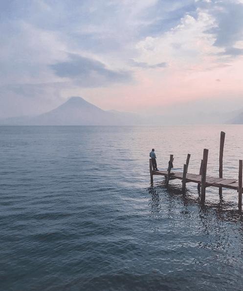 Destinos de viaje a América central.