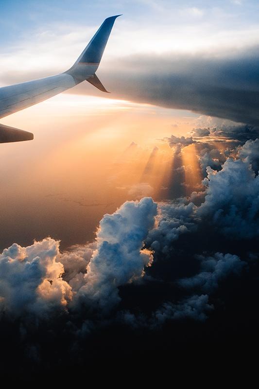 Qué vuelos son más baratos para viajar.