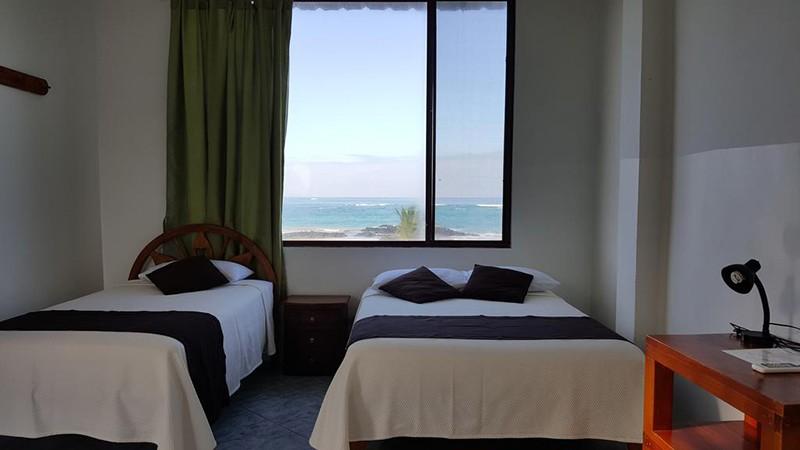 Hotel en Puerto Villamil