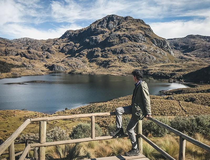 De Cuenca al Parque Nacional Cajas
