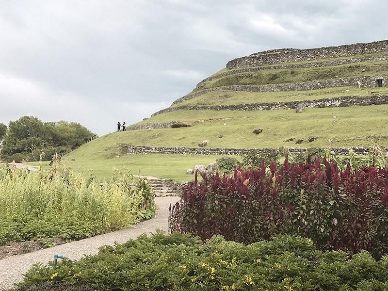 Zona arqueológica de Pumapungo