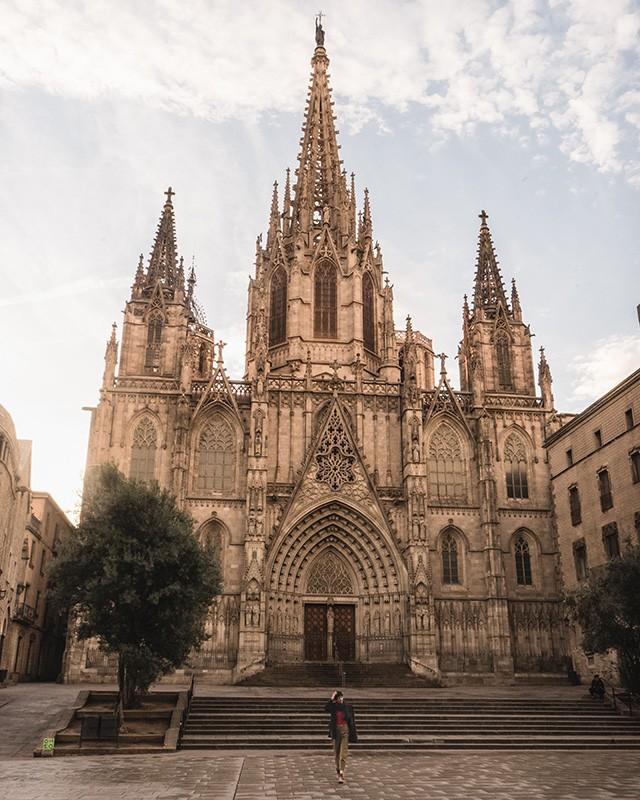Uno de los mejores lugares para visitar en Barcelona