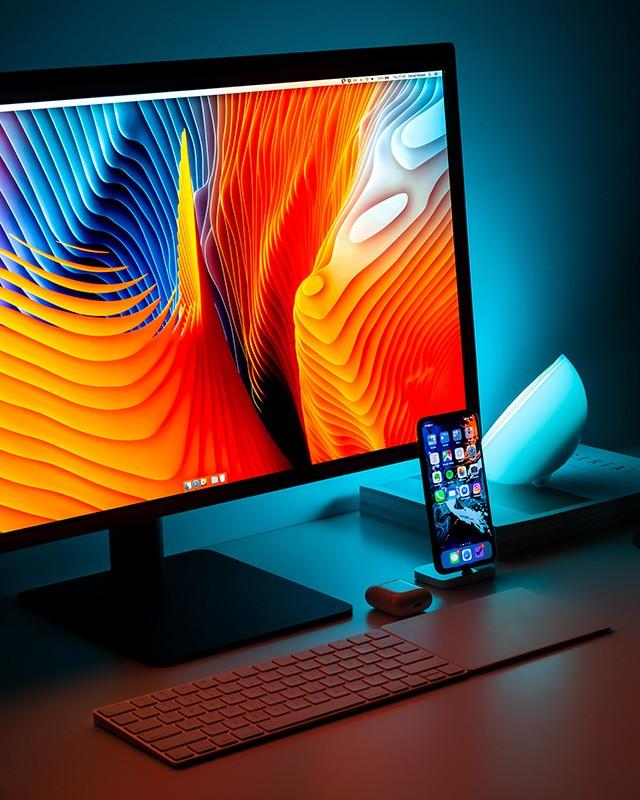 Cómo calibrar la pantalla del ordenador y del móvil