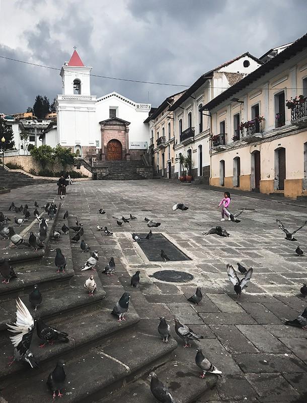 Quito es una de las ciudades que ver en Ecuador