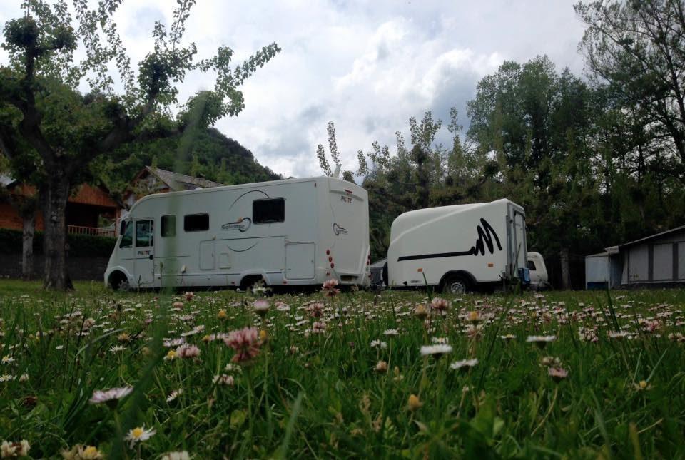 Camping en Vall de Boí