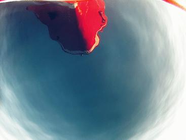 La mar que envuelve