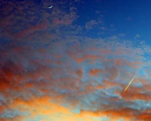 Crepúsculo frente al Cap de Creus