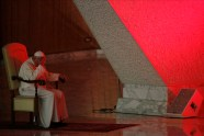 Pope Francis attends the opening of the Pastoral Convention of the Diocese of Rome at the Vatican