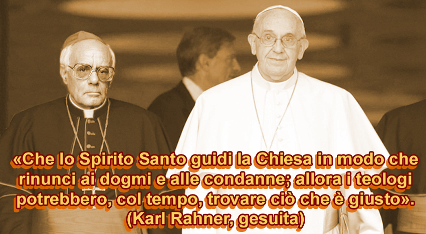 È Karl Rahner l'autore morale dell'Amoris Laetitia?