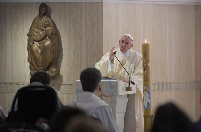 Papa Francesco e la schiavitù. Il peccato è peccato sempre, non cambia col tempo