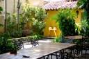 Patio del Restaurante La Campana de Toledo 1 Camaguey