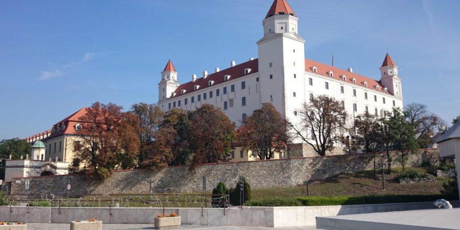 Qué ver en Bratislava.Castillo de Bratislava.