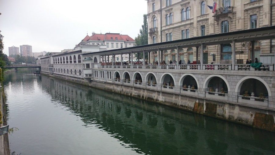 Edificio del Mercado Central.