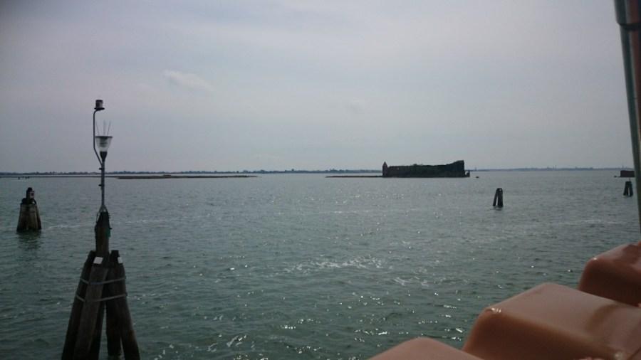 Bricolas. Laguna Veneciana. Venecia.