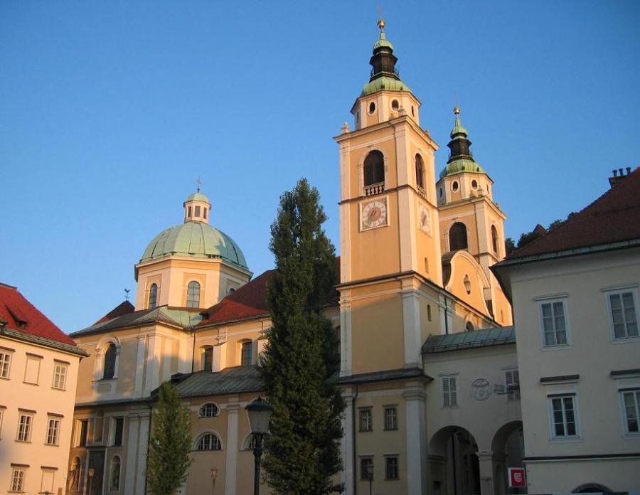 Catedral de San Nicolás.