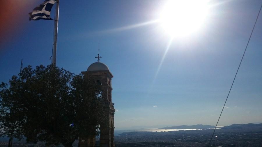 Impresiones sobre Atenas