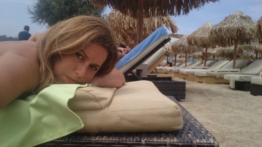 De relax en las playas de Mykonos